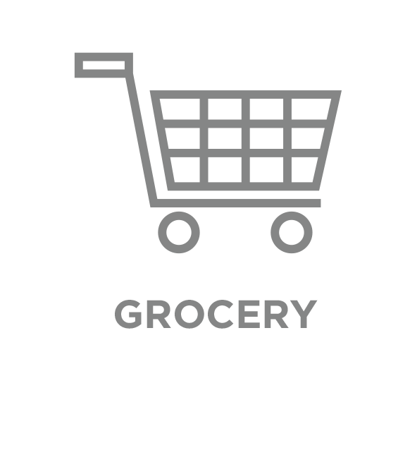grocery business type button