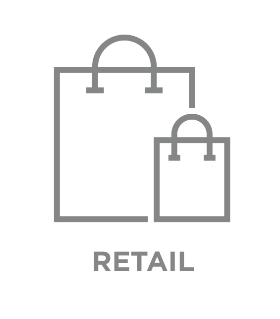 retail business type button