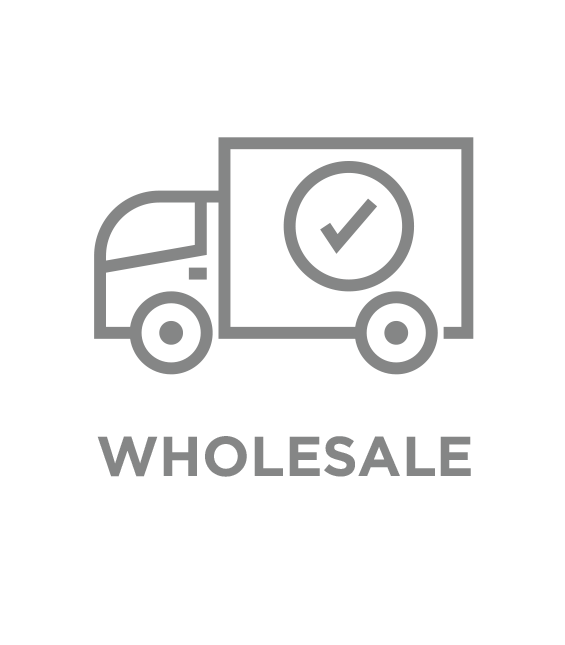 wholesale business type button
