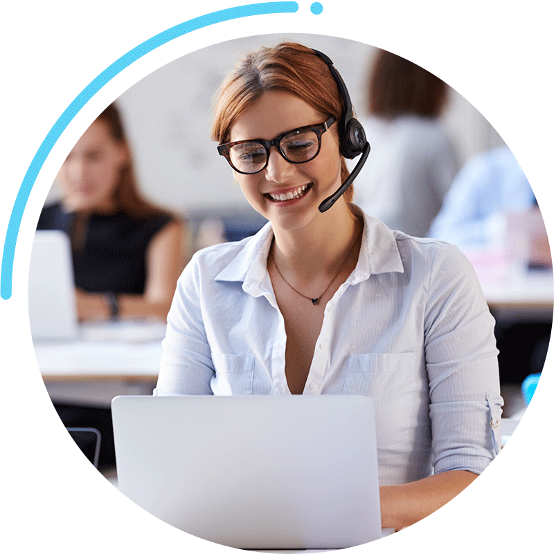 customer support helping all business types with POS systems